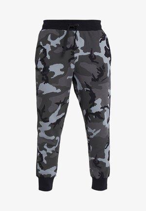 NBA LA LAKERS CAMO PANT - Pantaloni sportivi - cool grey/black