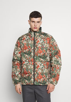 FILLMORE SHORT JACKET - Winterjas - dotted thyme