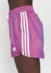 adidas Performance - Pantalón corto de deporte - semi night flash - 3