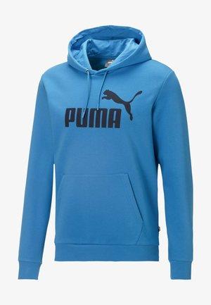 BLANK BIG LOGO - Felpa con cappuccio - dresden blue