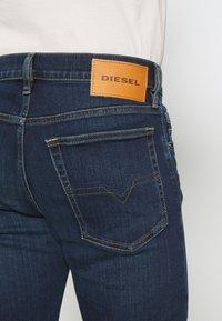 Diesel - D-MIHTRY - Straight leg jeans - dark blue - 4