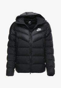 Nike Sportswear - Down jacket - black/white - 4