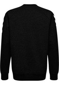 Hummel - HMLGO  - Sweatshirt - black - 1