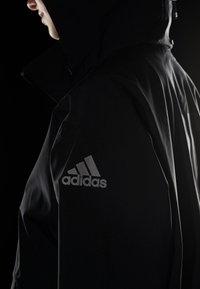 adidas Performance - URBAN RAIN.RDY  - Regnjakke / vandafvisende jakker - black - 4