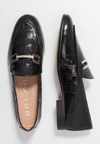 Unisa - DALCY - Slippers - black - 3