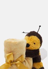Jellycat - BASHFUL BEE SOOTHER - Uniliina - yellow - 3