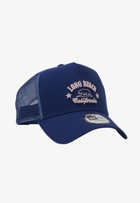 New Era - LONG BEACH TRUCKER  - Kšiltovka - indigo - 1