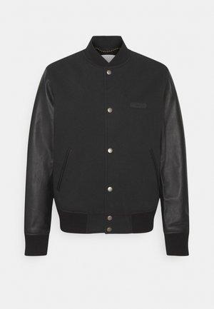 PECED JACKET - Bomber Jacket - black