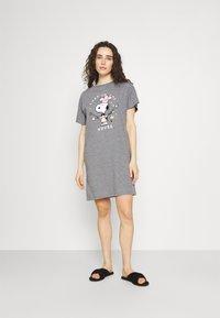 Women Secret - Camicia da notte - grey - 1