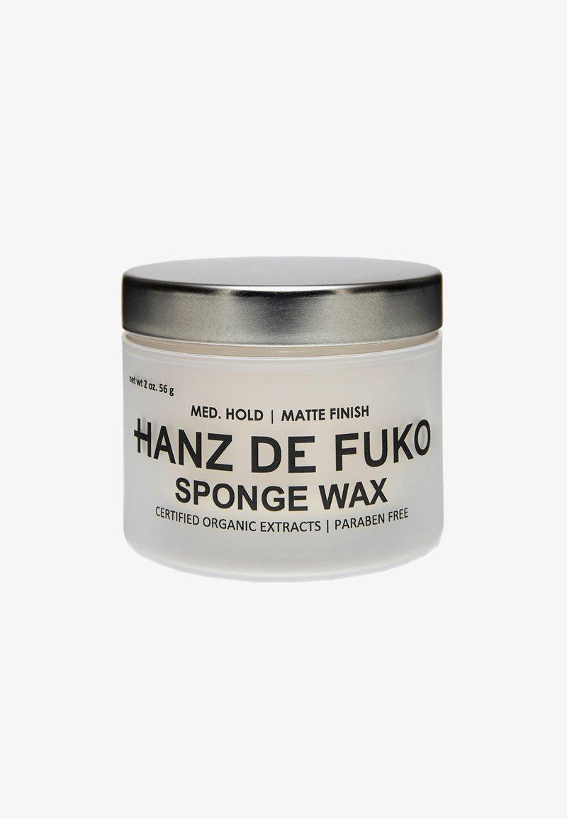 Hanz De Fuko - SPONGE WAX 56G - Styling - -