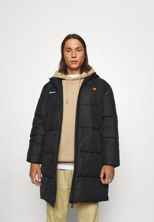 LALONIO - Zimní kabát - black