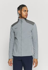 Mammut - INNOMINATA LIGHT JACKET MEN - Fleece jacket - granit - 0