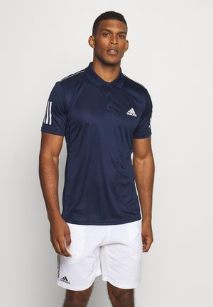 CLUB SPORTS SHORT SLEEVE  - Sports shirt - collegiate navy/white