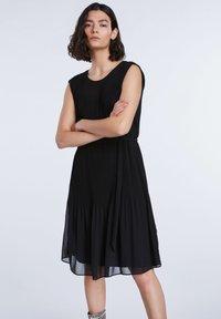 SET - TAILLIERTE - Day dress - black - 3
