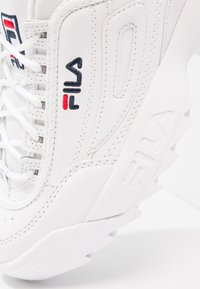 Fila - DISRUPTOR - Trainers - white - 6