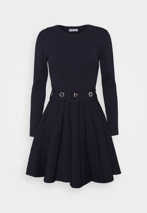 MAUD - Jumper dress - marine