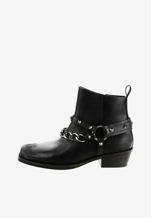 OCCHIOBELLO - Kotníková obuv - black