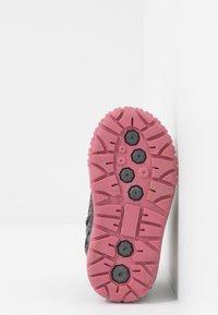 Lurchi - JONA-TEX - Šněrovací kotníkové boty - grey - 4