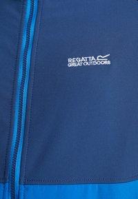 Regatta - AREC  - Soft shell jacket - dark blue/blue - 6