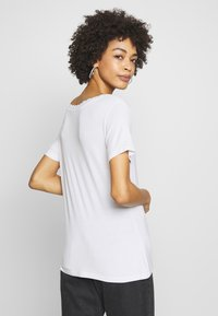 Anna Field - T-shirts - white - 2