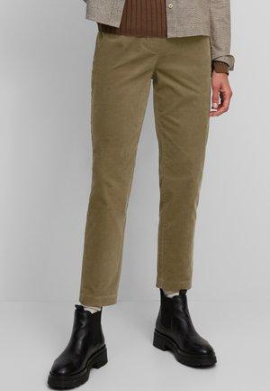 TORUP  - Trousers - nutshell brown