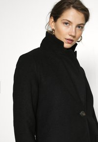 ONLY - ASTRID WOOL  - Classic coat - black - 5