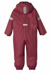 Reima - SEVETTI - Snowsuit - jam red - 1