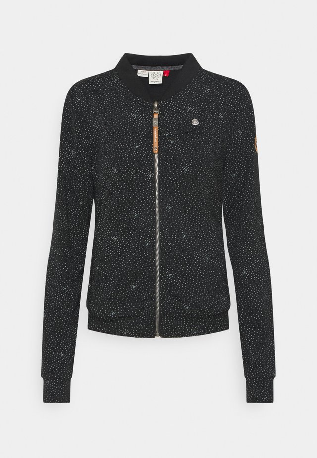 KENIA - Vest - black