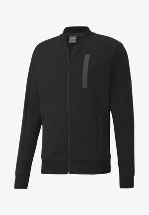 SCUDERIA FERRARI  - Zip-up hoodie - black