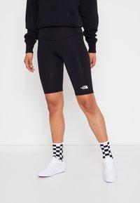 The North Face - FLEX SHORT  - Legging - black - 0