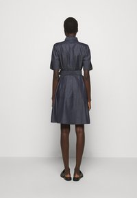 HUGO - ELITH - Denim dress - open blue - 2