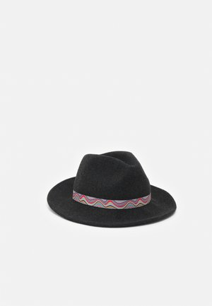 FEDORA HAT EXCLUSIVE - Hut - black