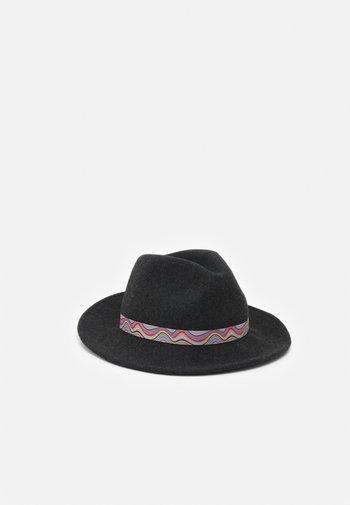 FEDORA HAT EXCLUSIVE - Hat - black
