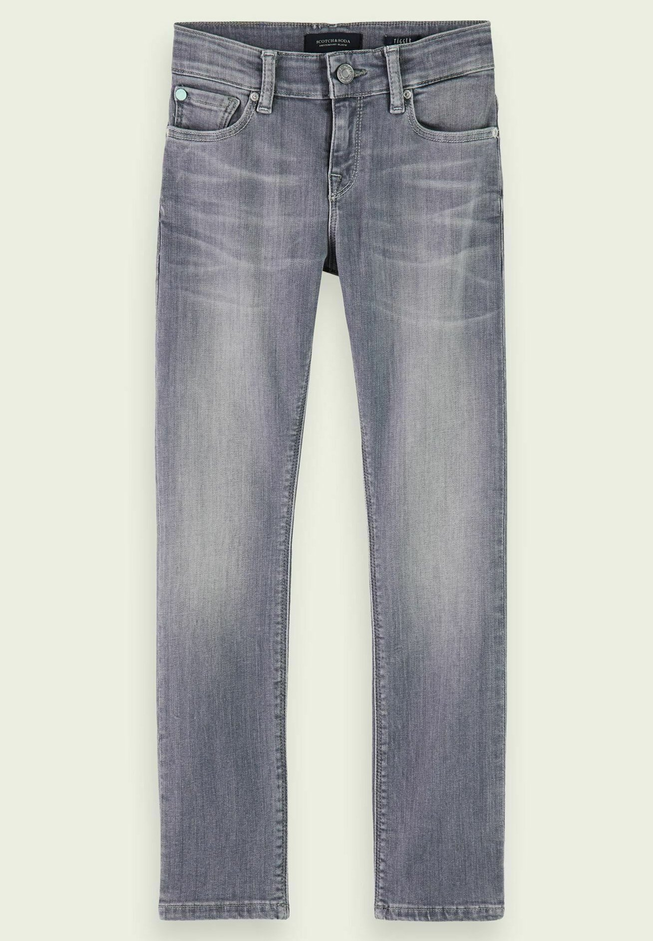Kinder TIGGER SUPER STONE AND SAN - Jeans Skinny Fit