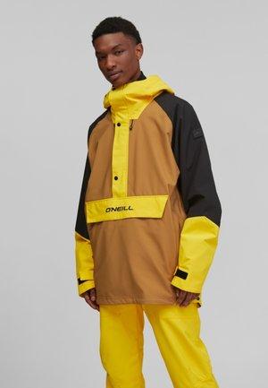ORIGINAL ANORAK - Snowboard jacket - freesia
