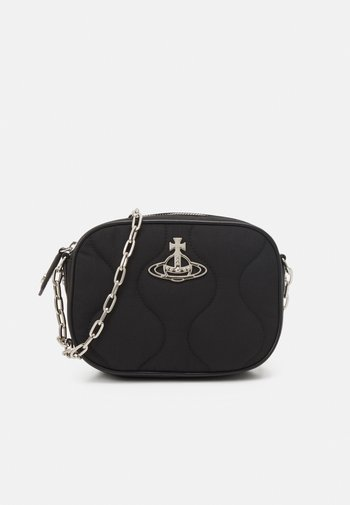 CAMPER CAMERA BAG - Across body bag - black