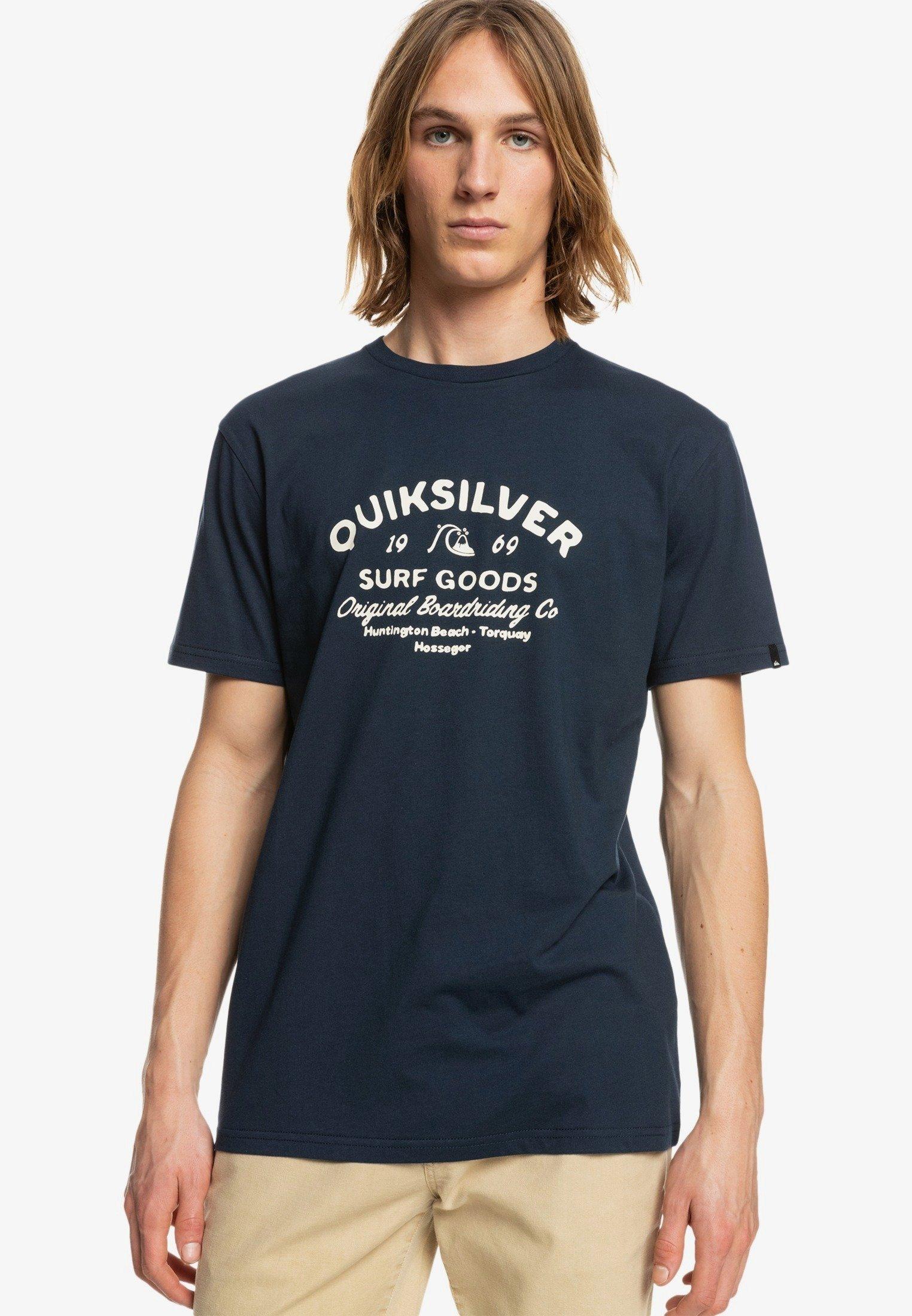 Herren CLOSED TION - EQT  - T-Shirt print