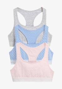 Next - 3 PACK - Top - pink - 0