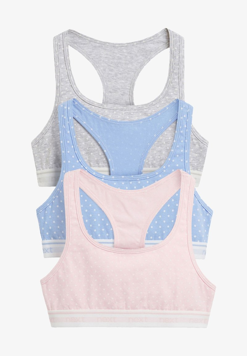 Next - 3 PACK - Top - pink