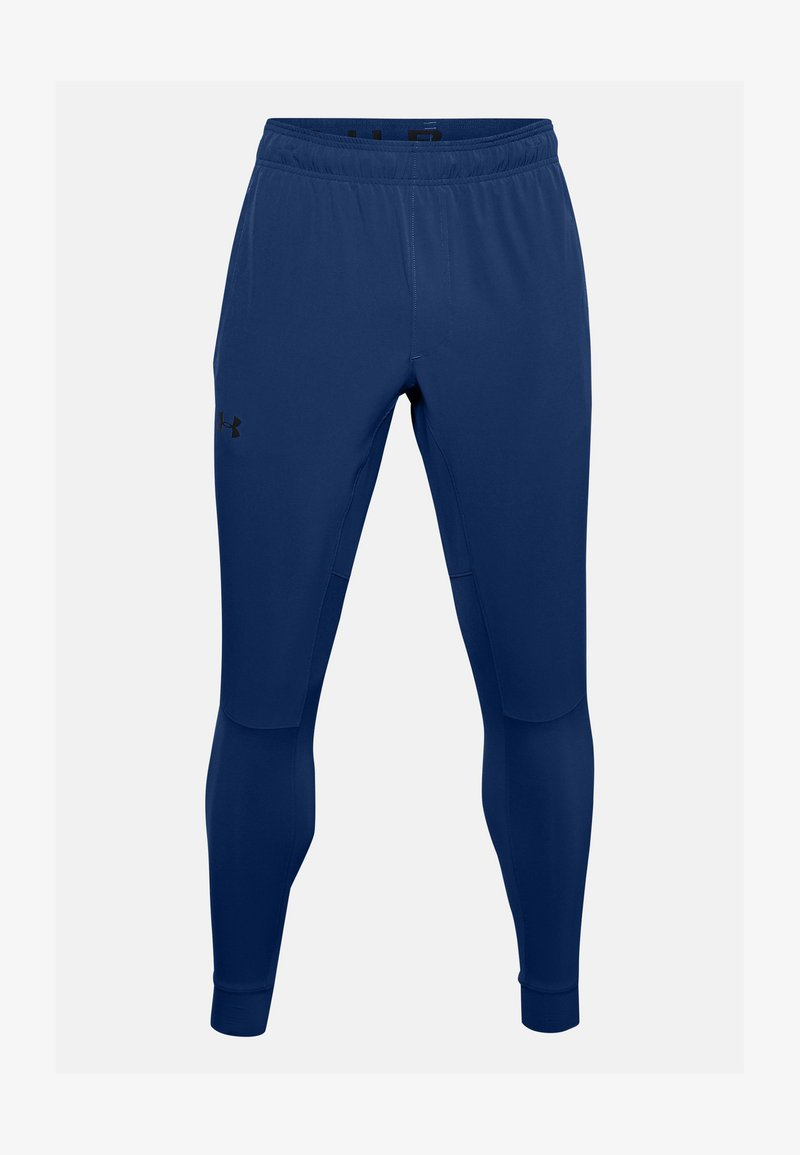Under Armour - HYBRID - Tracksuit bottoms - american blue