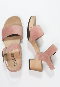 Softclox - KEA - Clogs - rose/kaleido - 2