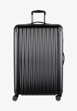 BARBARA SCHÖNEBERGER  - Wheeled suitcase - anthracite metallic