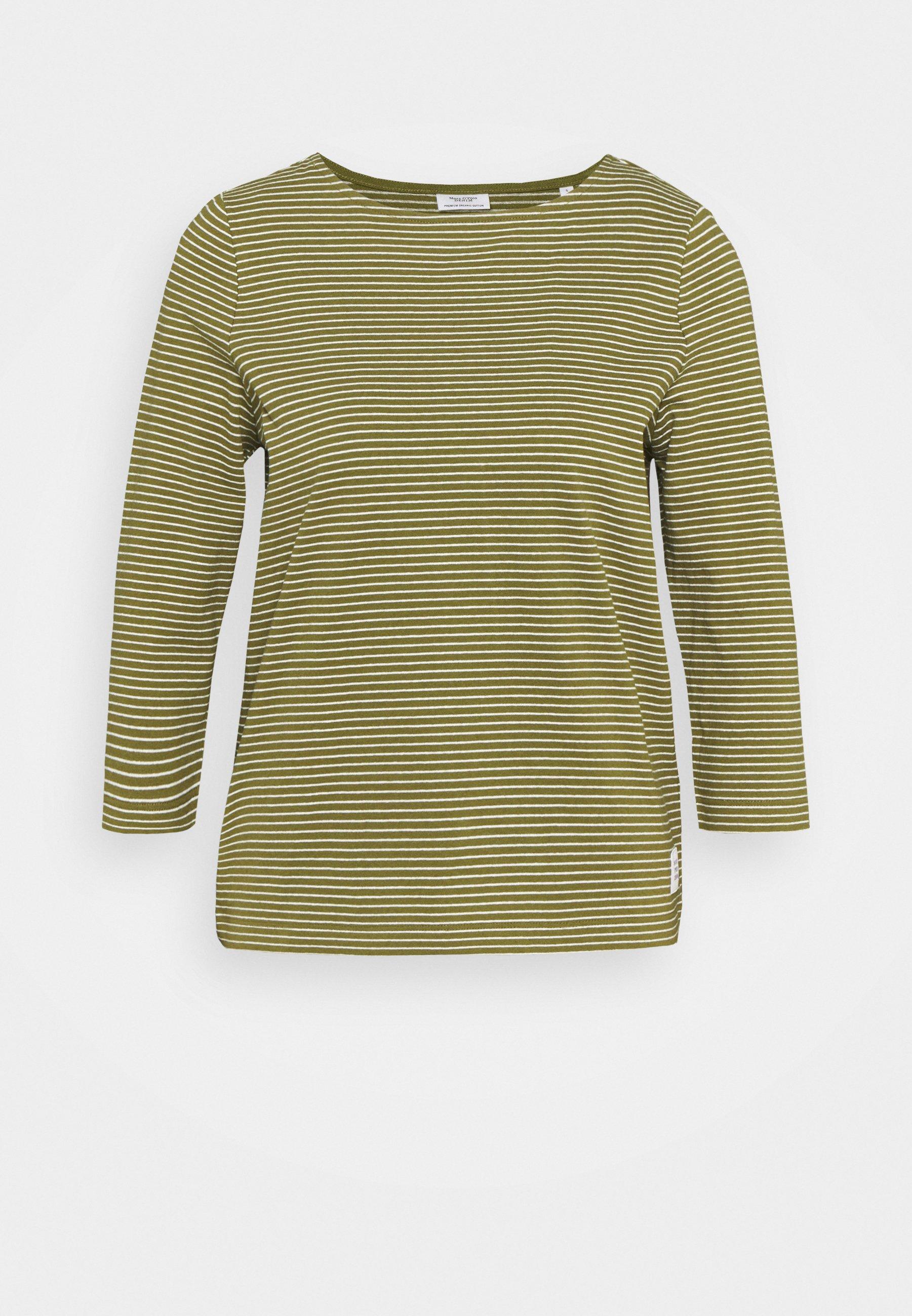 Femme STRIPE - T-shirt à manches longues