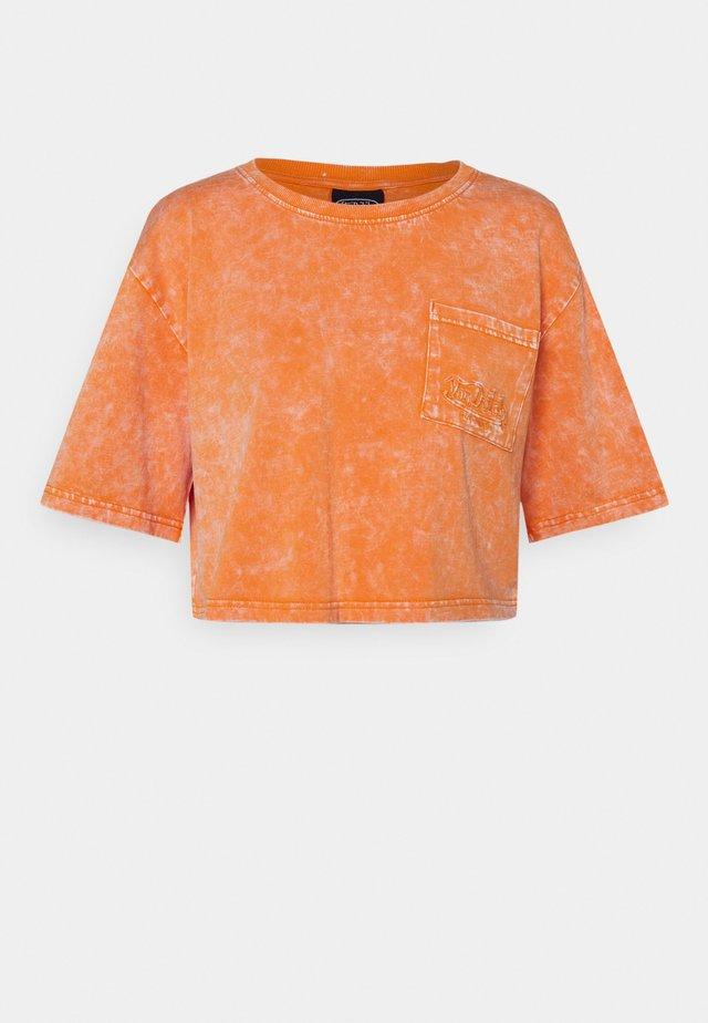 ARIEL - Print T-shirt - orange