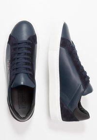 Versace Collection - Sneakersy niskie - dark blue - 1