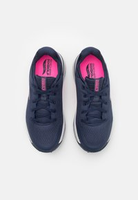 Skechers Performance - GO GOLF ARCH FIT - Golf shoes - navy/pink - 3