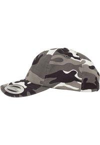 Flexfit - LOW PROFILE - Cap - silver camo - 3