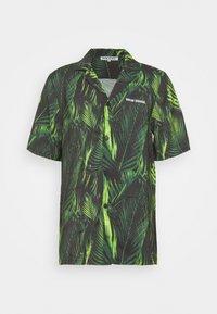 9N1M SENSE - SPECIAL PIECES UNISEX - Shirt - black/green - 5
