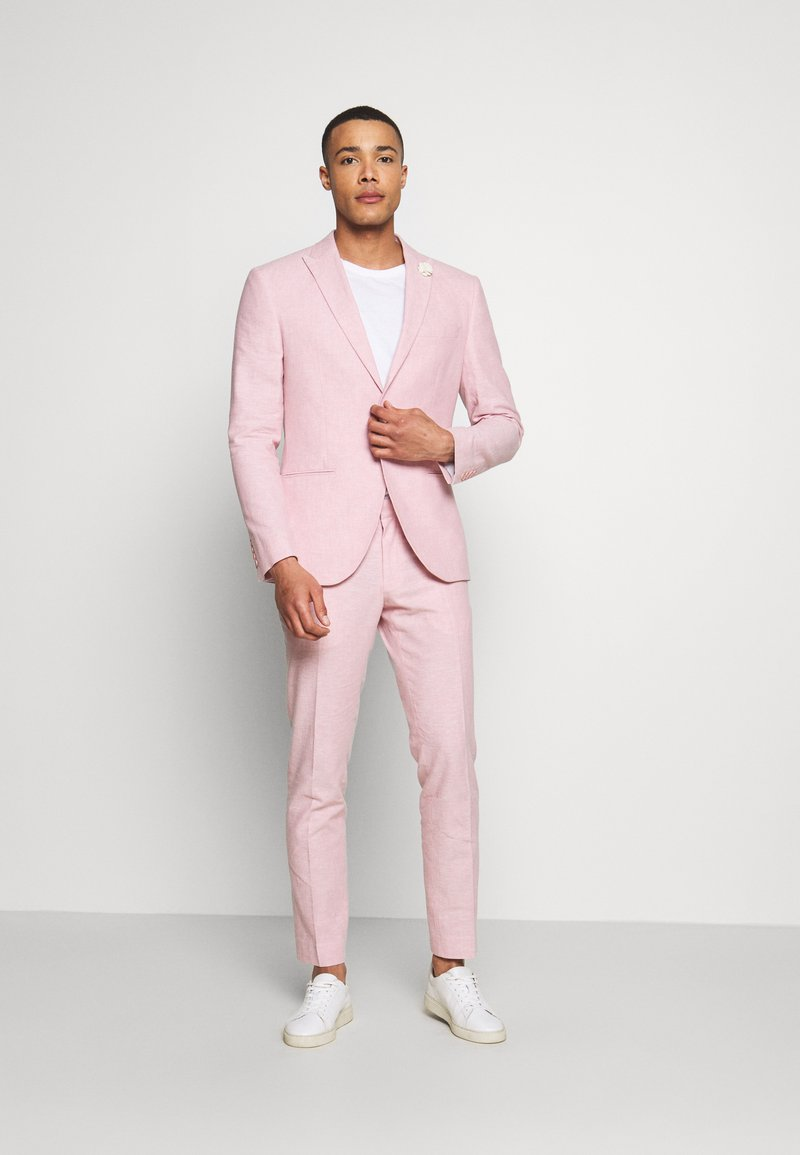 Isaac Dewhirst - PLAIN WEDDING - Suit - pink