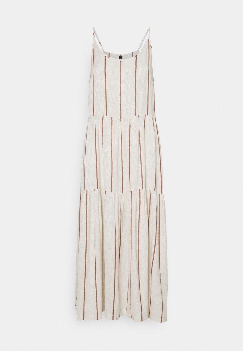 YAS Tall - YASTRIMLA STRAP DRESS - Day dress - tapioca